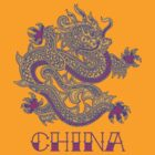China Dragon by Zehda
