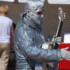 Silver Elvis by John Beamish