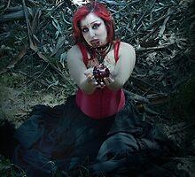 Ally Nelson - Snow White Suicide - Poison Apple by prelandra