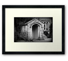 Old School House ©  Framed Print