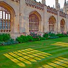 Cambridge, Late Spring 19 by Priscilla Turner