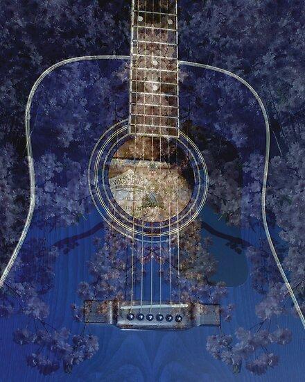 Tree of Music by Gene Walls