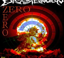 Riviera Visual - Album Cover 3 -  Zero by RIVIERAVISUAL