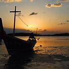 Samui Sunset by Steve Henschke