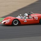 Elva Mk VIII  by Willie Jackson