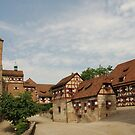Nuremberg Castle by Bla Trk
