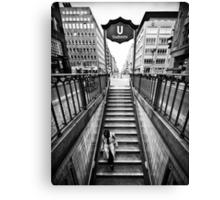 Berlin - Urban Core | 03 Canvas Print