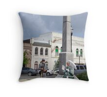 16th Tennessee Infantry  Monument Throw Pillow