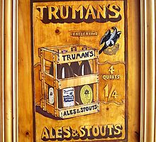 Truman's Ales and Stouts by rod mckenzie