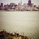 The 5-Star View from Alcatraz. by Jenny Ryan