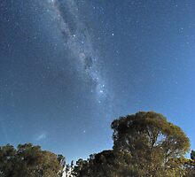 Southern part of The Milky Way  by Alex Cherney