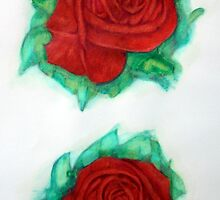 Roses 1985 by eruthart