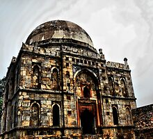 Lodhi dynasty monument at Delhi by Amit  Gairola