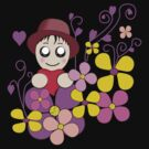 Flowers Love by Rainy
