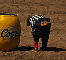 Wrangler Butt?  Montana Rodeo Photo by Donna Ridgway