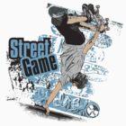 Street game by arreda