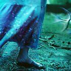 flying fish and a skirt by Iuliia Dumnova