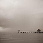 Ambergris Caye, Belize by geofflackner