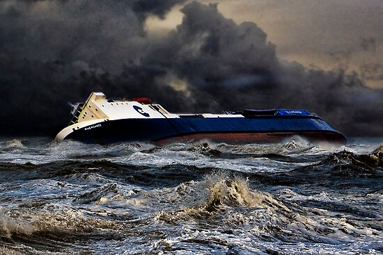 Riverdance's Last Voyage by Tarrby