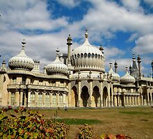 Royal Pavilion, Brighton by ChelseaBlue