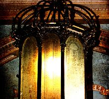 Antique Lamp by Deb Gibbons