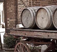 Barrels by Omar79