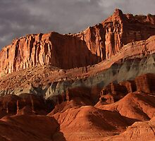 Red Rocks by David Kocherhans