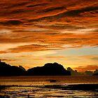 El Nido Sunset by MeganPreece