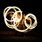 Fire Dancer by ciccone