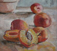 Apricots by Kobie Bosch