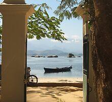 Ilha Paqueta, Rio de Janeiro, Casa des Artes by Quasebart