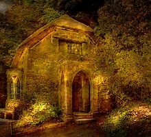 The Gothic Cottage by John Morrison