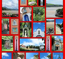 Portmeirion 2010 by iangmclean