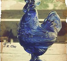 Faded Rooster by angelandspot