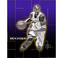 Kobe Bryant - Laker Legend Photographic Print