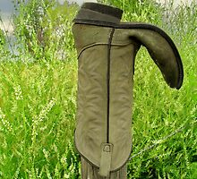 Redneck Boot Dryer !! by Jan Siemucha