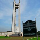 Quezon Memorial Circle Monument and Activities by walterericsy