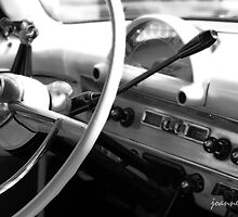 Classic Car 147 by Joanne Mariol