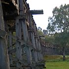 Gundagai Rail Viaduct by Paul Dean