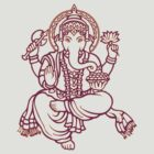 Ganesha by Zehda