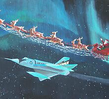 Jingle Flight by Gene Ritchhart