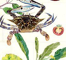 Good luck crab soup by Gabby Malpas