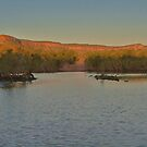 Pentecost River - Kimberleys.  WA. by lib225
