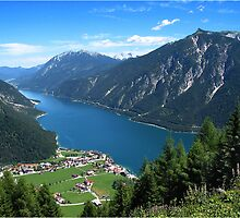 Achensee, Austria by Fortune8