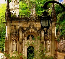 Quinta da Regaleira Chapel by terezadelpilar~ art & architecture