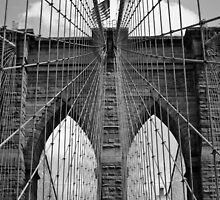 Brooklyn Bridge, NYC by NikonNoob