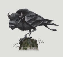 Buffalo Crow by Chris Harrendence