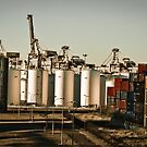 Port Botany geometry by Alex Howen