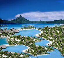 Postcard from Polynesia by Nasko .