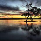 Hays Sunset by MathomHouse